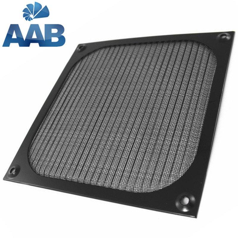 aab cooling aluminium l fter filter grill 140mm. Black Bedroom Furniture Sets. Home Design Ideas
