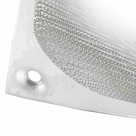 AAB Cooling Aluminum Filter/Grill 140 Silver