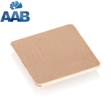 AAB Cooling Copper Pad 15x15x2