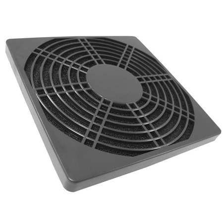 AAB Cooling Plastic Filter 120 Black