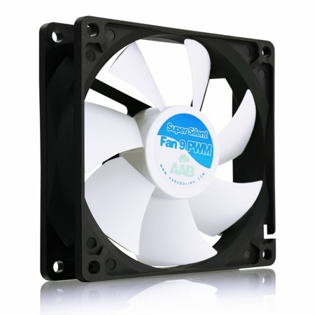 AAB Cooling Super Silent Fan 9 PWM