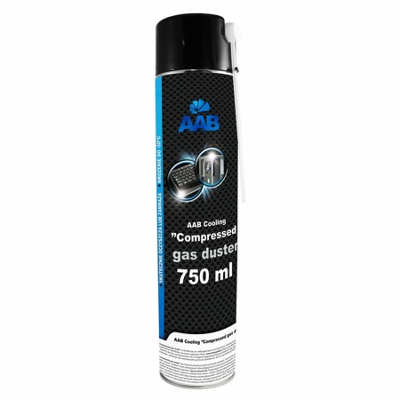 AABCOOLING Compressed Gas Duster - 750ml