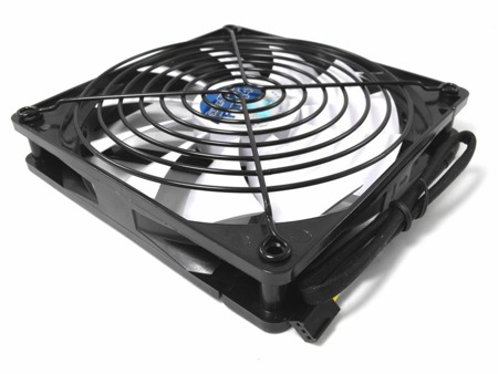 AABCOOLING - Grill 120 Black