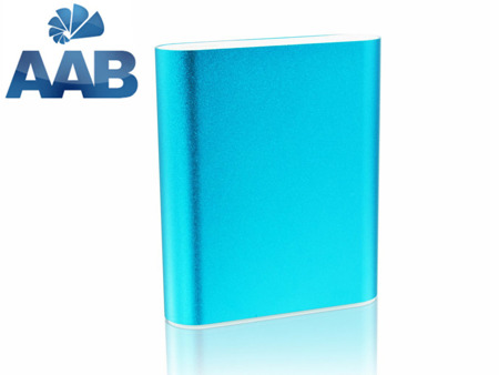 NonStop PowerBank AlluXL Blue 10400mAh Samsung