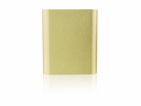NonStop PowerBank AlluXL Gold 10400mAh