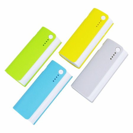 NonStop PowerBank Ammo Blue 5200mAh