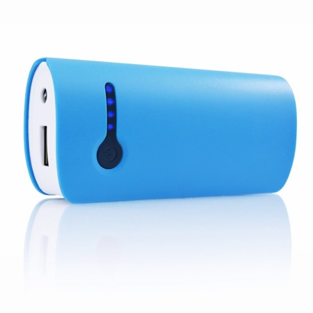NonStop PowerBank Atto Blue 4800mAh