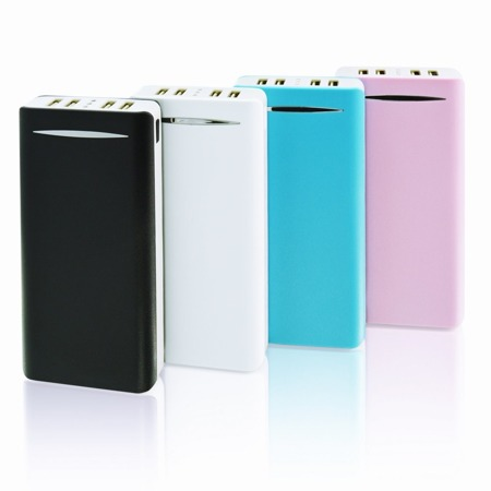 NonStop PowerBank Sella Blue 16000mAh