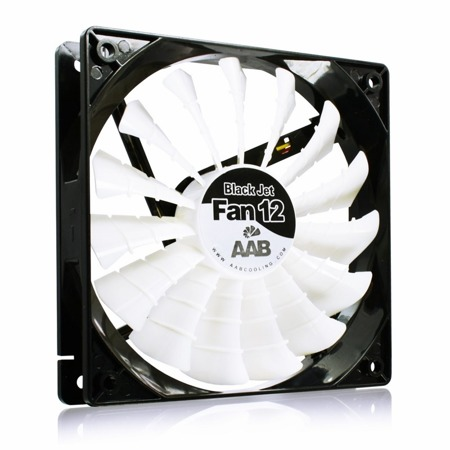 AAB Cooling Black Jet Fan 12