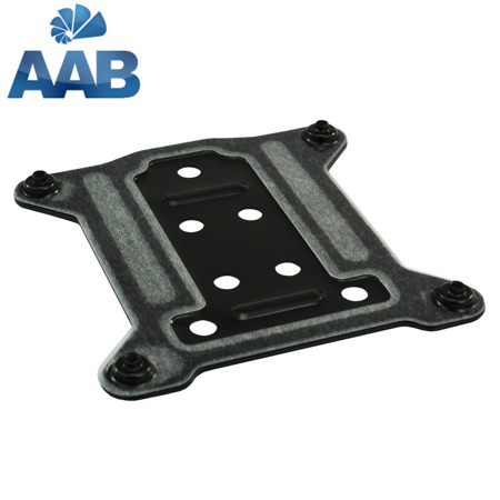 AAB Cooling Intel 1150/1151/1155/1156 Backplate