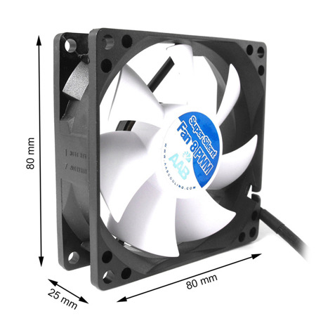 AAB Cooling Super Silent Fan 8 PWM