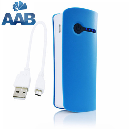 NonStop PowerBank Atto Blau 5200mAh
