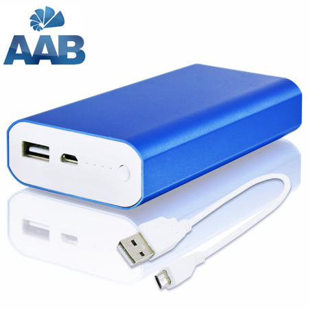 NonStop PowerBank Koddo Blau 7800mAh